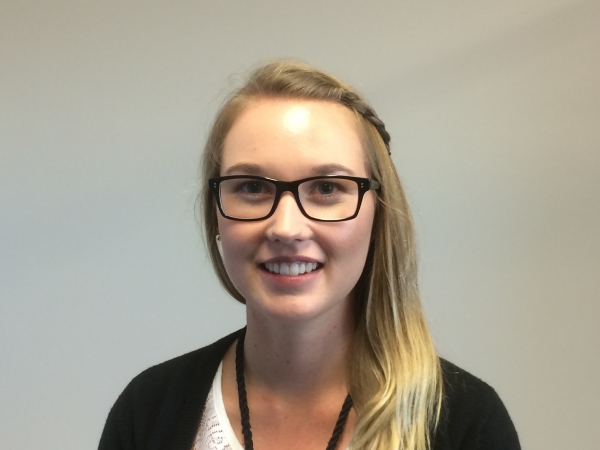 New Receptionist  - Casey Turner joins Don Medical Clinic